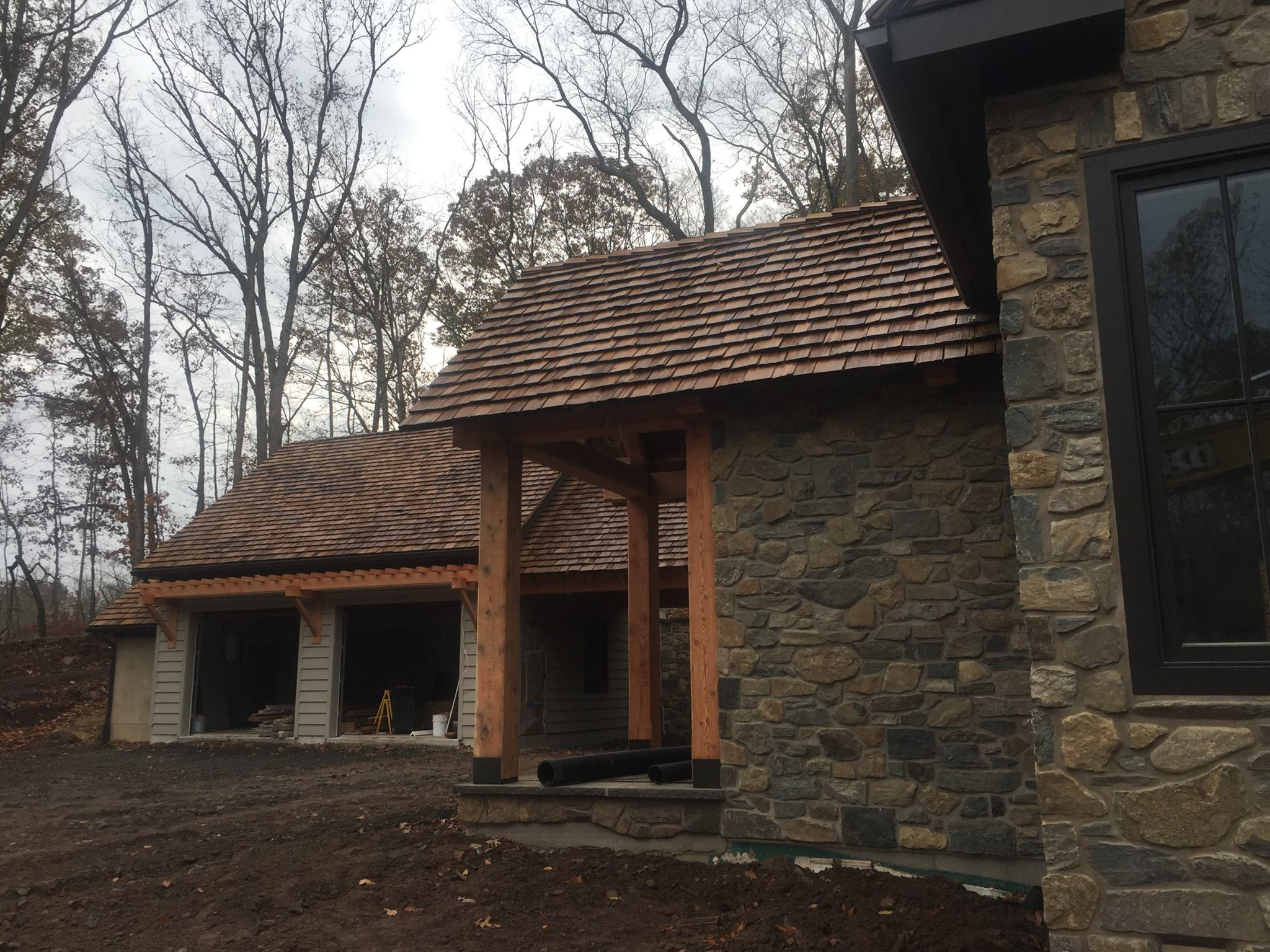 Custom home design new hope pa fluent design group for Structural engineer for houses